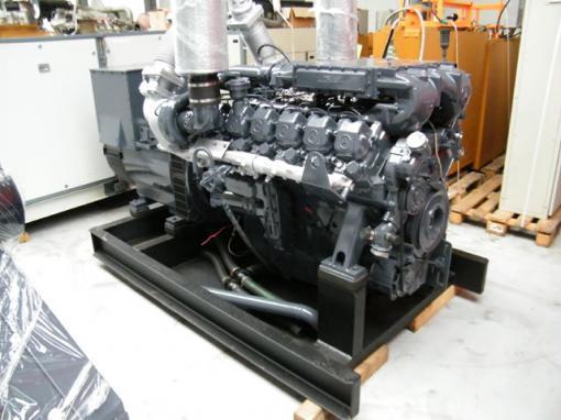 500 Kva Diesel Generator Set With Daimler Benz Engine Om
