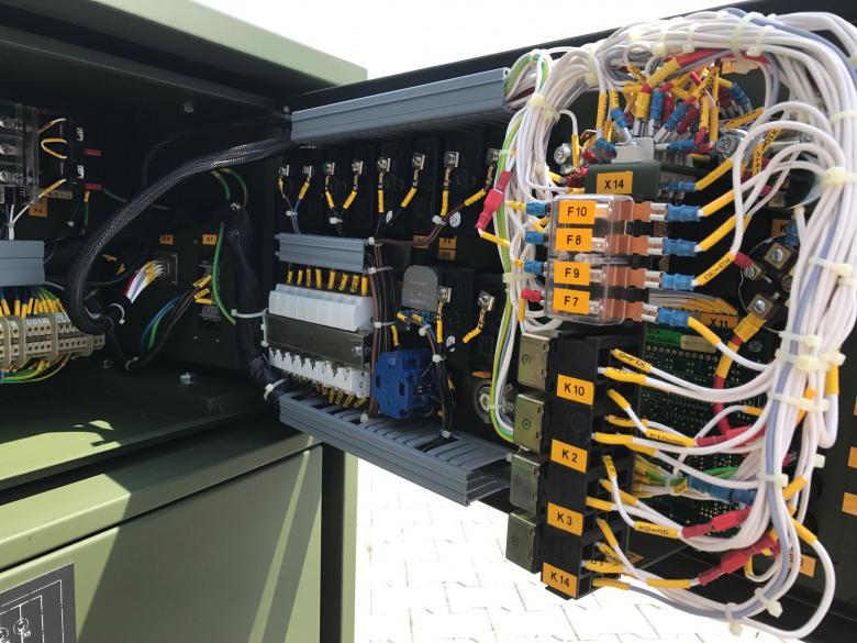 stromerzeuger sea 12 kw 15 kva mit hatz 2 l 30 c motor. Black Bedroom Furniture Sets. Home Design Ideas