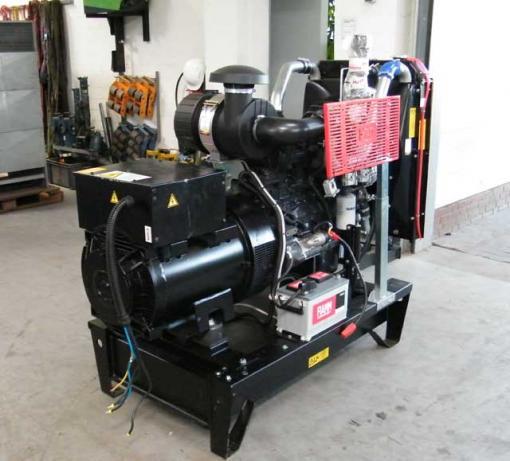85 Kva Diesel Generatin Set With Iveco Engine Nef 45 Tm 1 A