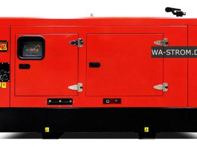 Yanmar Stromaggregat wettergeschützt und schallgedämmt