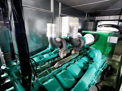 Stromgenerator Cummins