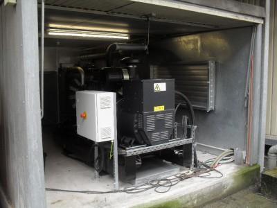 Iveco notstromanlage als Stromerzeuger