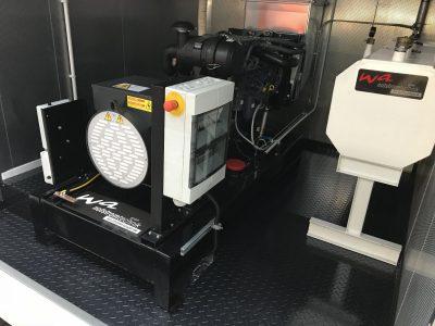 Notstromanlage im Container mit Deutz Motor