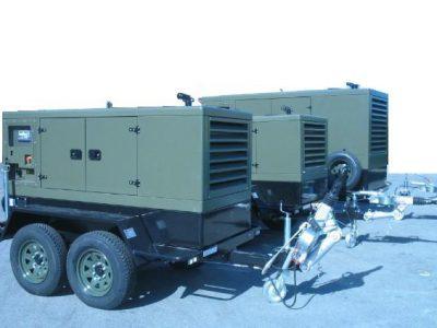 Stromerzeuger für die NATO