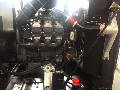 Sicherheitsstromversorgung nach DIN 6270 mit Deutz Motor