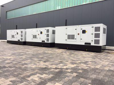 Netzersatzaggregat 350 kVA