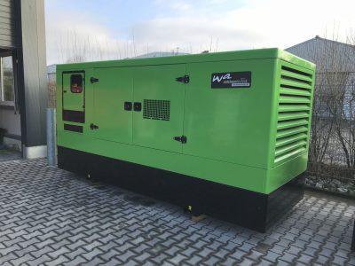 Deutz Notstromanlage 450 kVA